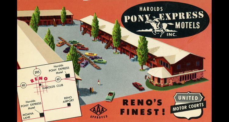 Pony Express - UNR
