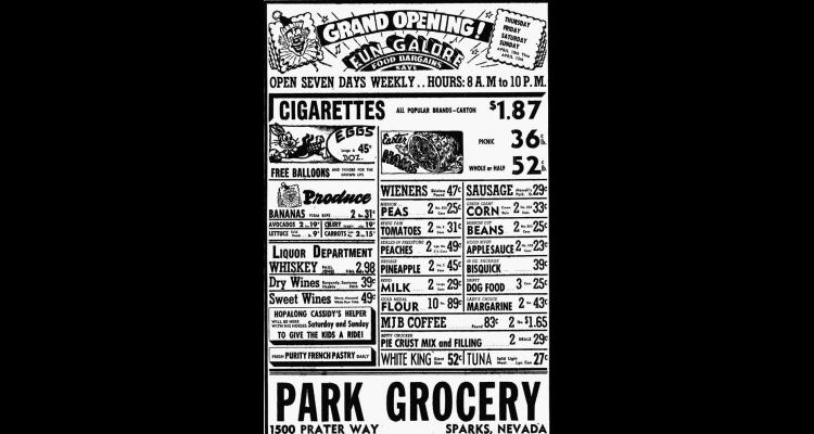 The Park Grocery