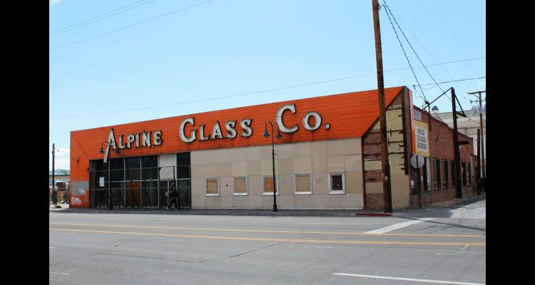 Alpine Glass