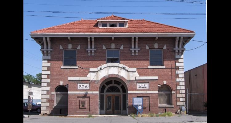 Nevada-California-Oregon Railroad Depot