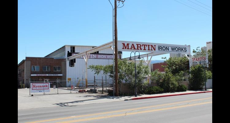 Martin Iron Works