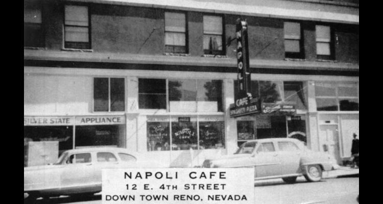 Napoli Cafe Dreiling