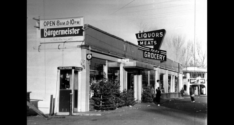Park Grocery Sparks Museum
