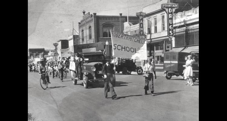 Jack's Carnival 1930