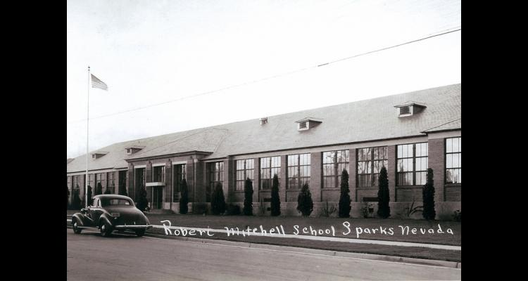 Mitchell School from RHM