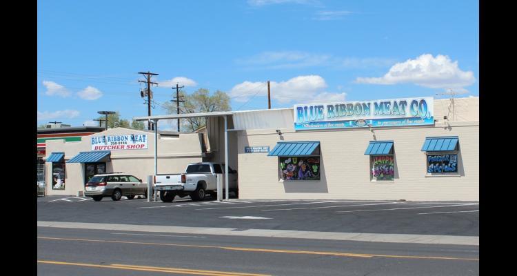 The Blue Ribbon Meat Company