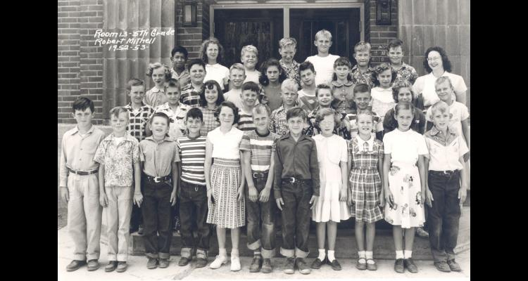 Class of 1952-1953
