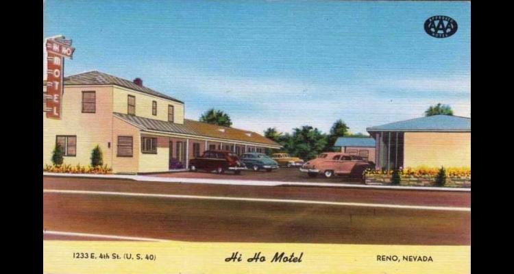 Hi Ho Motel Dreiling