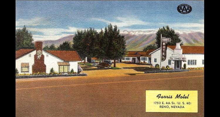 Farris Motel Dreiling