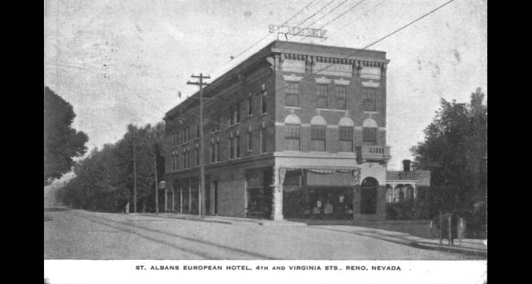 The St. Albans Hotel