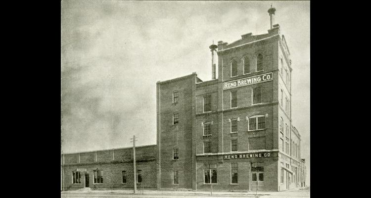 Reno Brewing Company 1917